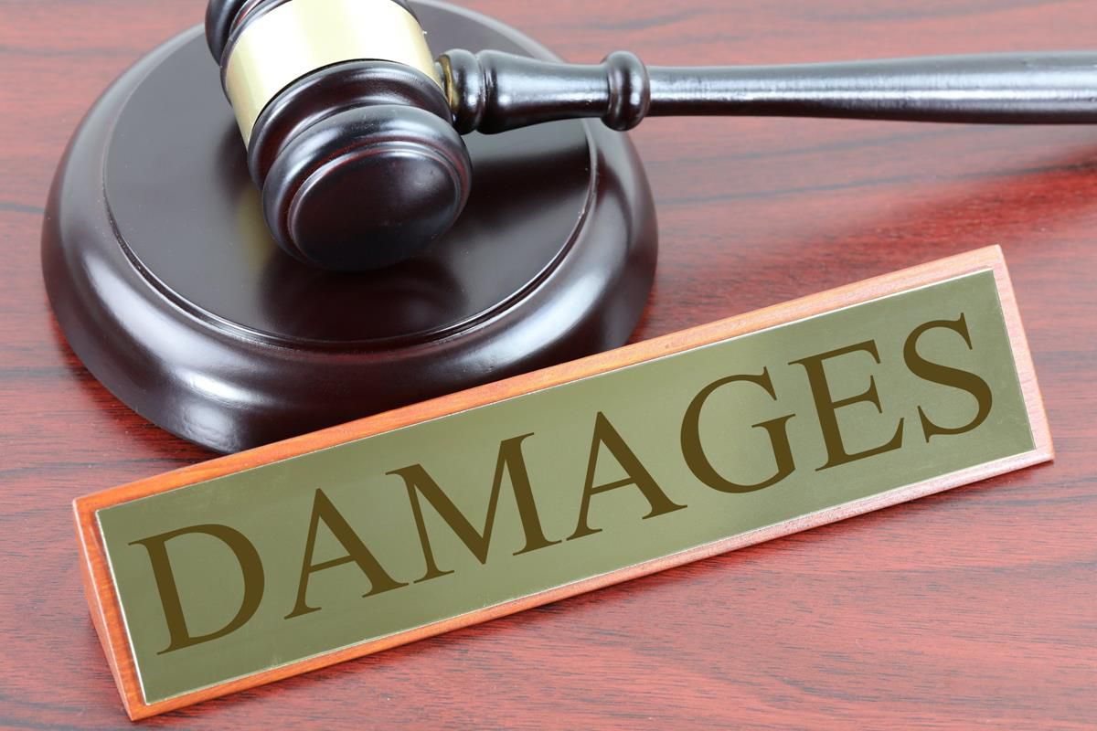 Compensatory vs punitive damages